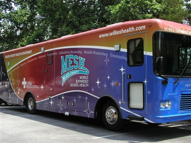 Mobile Expanded School Health Unit
