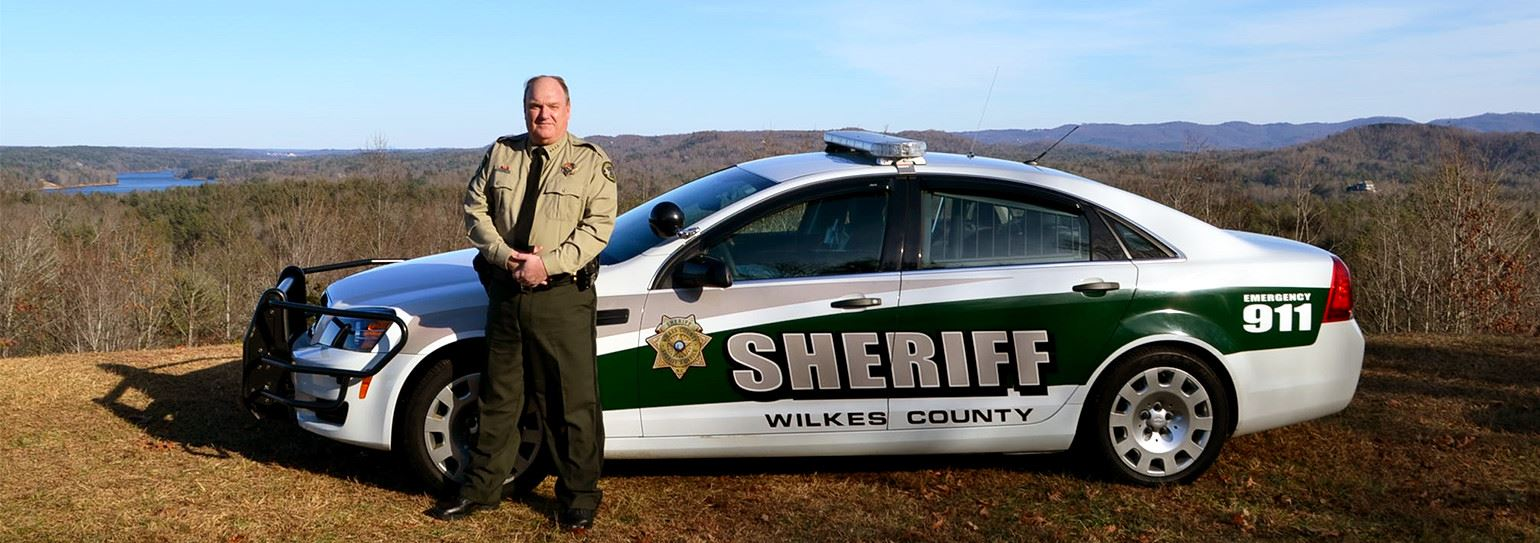 Sheriff | Wilkes County, NC